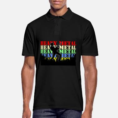 Heavy Metal Heavy Metal - Herre poloshirt
