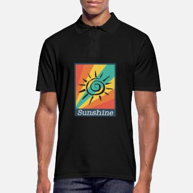 Picture Sunshine Picture - Mannen poloshirt