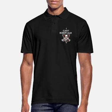Keep Calm Gamer - Keep Calm - Restez calme - Polo Homme