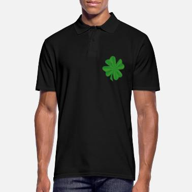 Four-leaf Clover Four Leaf Clover - Men's Polo Shirt