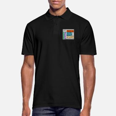 Occupation Occupational Therapy - Men's Polo Shirt
