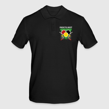 Pocketologist Pool Billiards Billard 8 Ball Que - Polo da uomo