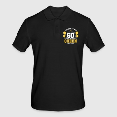Super Dad 50th Birthday 50 Years fiftieth fifty Years Old - Men's Polo Shirt