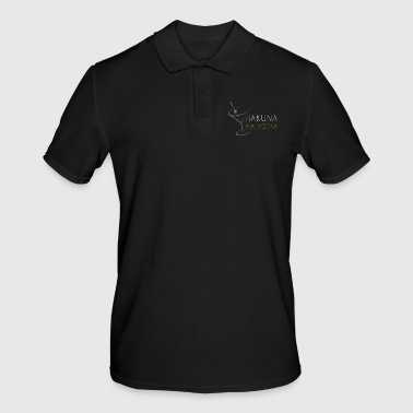 Sayings saying - Men's Polo Shirt