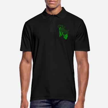 Smoke Weed Smoke Weed - Men's Polo Shirt