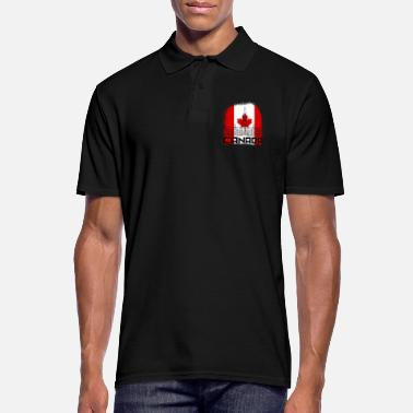Pays Canada - Polo Homme