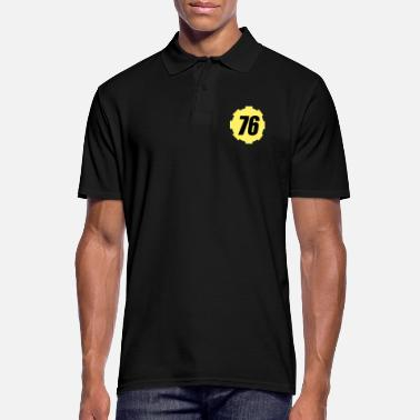 Fallout Fallout 76 protection bunker - Men's Polo Shirt