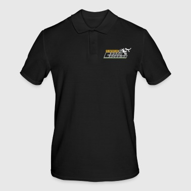 id rather be moto crossing - Men's Polo Shirt