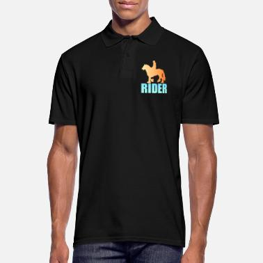 Riding Stables riding Stable - Men's Polo Shirt