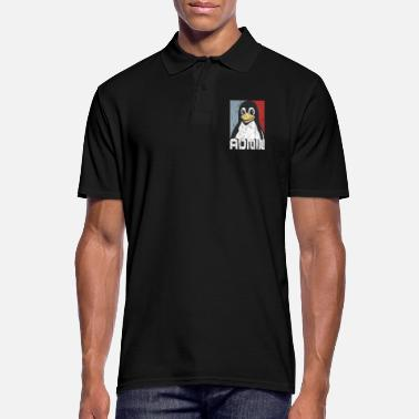 Computer Scientist Linux Admin Gift Funny Birthday - Men's Polo Shirt