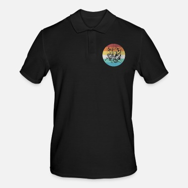 Water Octopus - Men's Polo Shirt