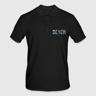 Plage Plage plage plage - Polo Homme