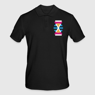 Abstract abstract - Mannen poloshirt