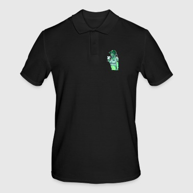 Absinthe Pinup - Polo Homme