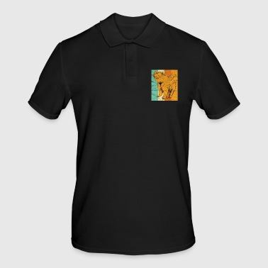 Orso regalo animale - Polo da uomo