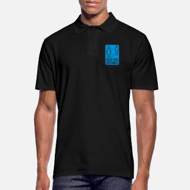 Virus virus - Men's Polo Shirt
