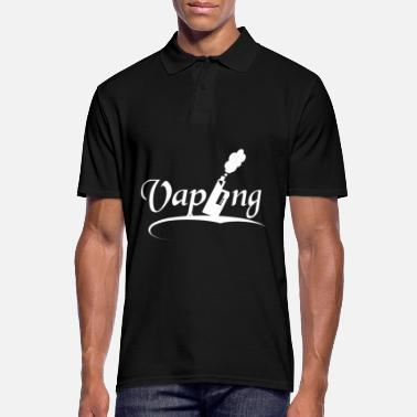 Vaping Vaping - Vaping - Men's Polo Shirt