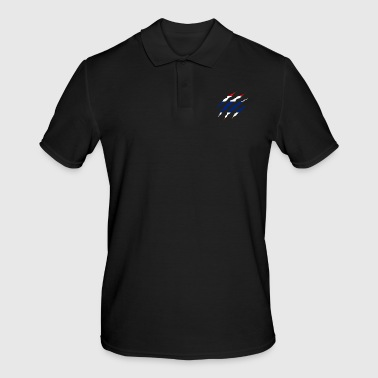 Claw Claw Claw Thailand png - Men's Polo Shirt