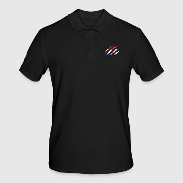 Claw Claw Claws Croatia png - Men's Polo Shirt