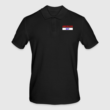 american Boy - Polo Homme