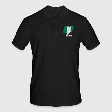 Nigeria - Men's Polo Shirt
