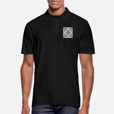 Illustratie illustratie - Mannen poloshirt