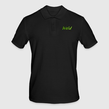 Forest - Men's Polo Shirt