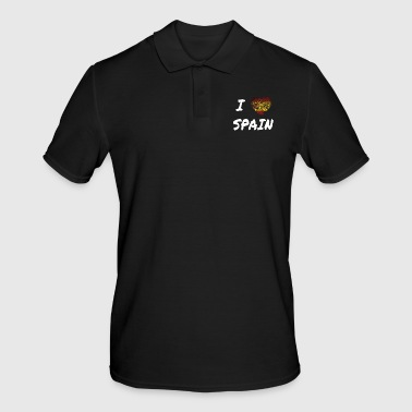 I Love Spain - Men's Polo Shirt