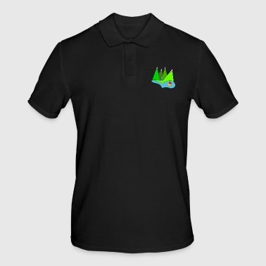 landscape - Men's Polo Shirt