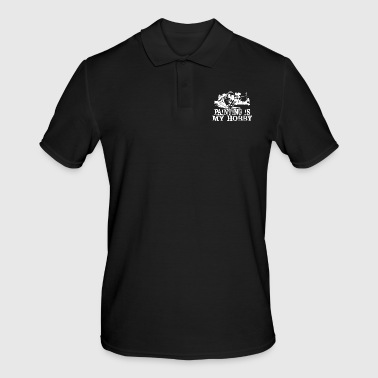 Painting is my Hobby Paintball T-Shirt - Men's Polo Shirt