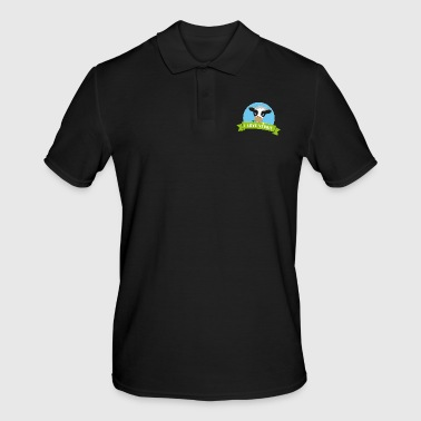 vegetarian - Men's Polo Shirt