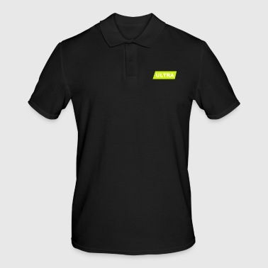 Ultra Ultra Green - Men's Polo Shirt