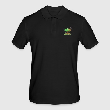 NUCLEAR TREE - Men's Polo Shirt