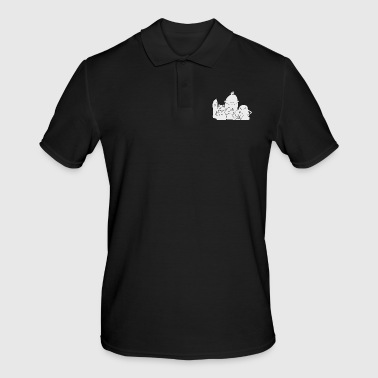 Friend Power - Men's Polo Shirt