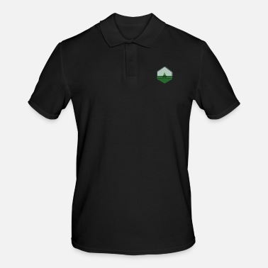Illustration Illustration - Männer Poloshirt