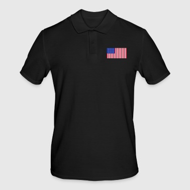 state - Men's Polo Shirt