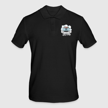 Education Culture Real Education vs. Industrial Education - Men's Polo Shirt