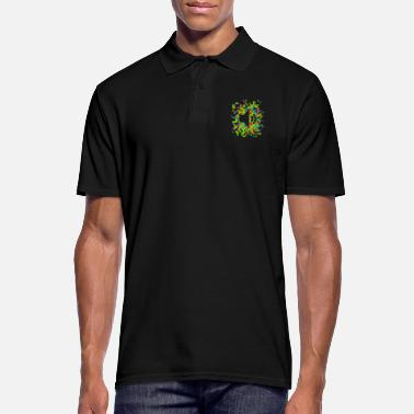 Loud noise volume loud loud speaker - Men's Polo Shirt