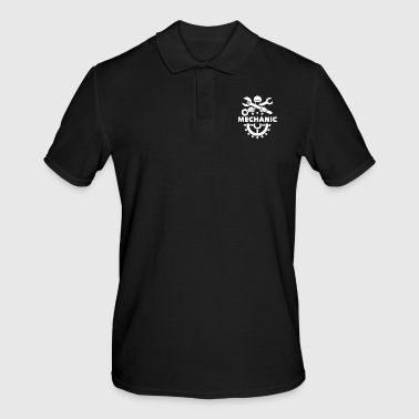 Mechanic mechanical engineering - Men's Polo Shirt
