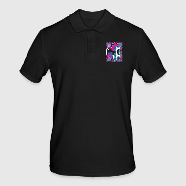 Bandera Rosa - Men's Polo Shirt