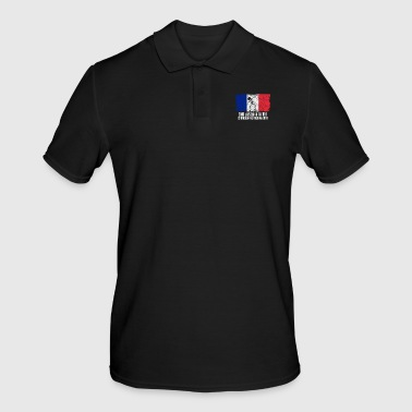 Dabbing France Football 2018 - Polo Homme