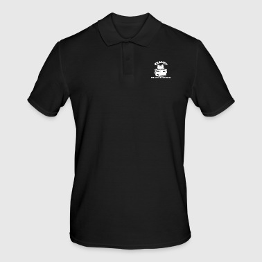 Uni cat - Men's Polo Shirt