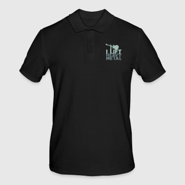 Je relance le heavy metal heavy metal - Polo Homme