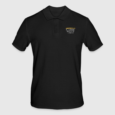 The Instrument Chooses The Musician T-Shirt, - Men's Polo Shirt