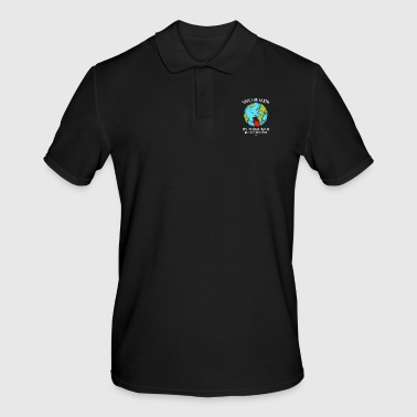 Astronomy Save the earth gift - Men's Polo Shirt