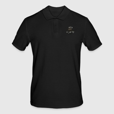 devise scoute - Polo Homme