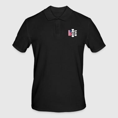 San Diego California USA Shirt - Men's Polo Shirt