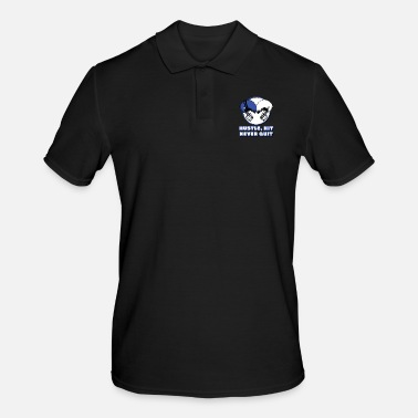 Offensive Helmet Team Sport Football Touchdown - Men's Polo Shirt