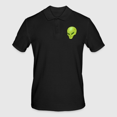 Alien extraterrestrial scifi - Men's Polo Shirt