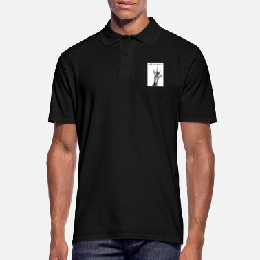 Gaming I AM THE GOAT! I AM THE GREATEST OF ALL TIME! - Männer Poloshirt